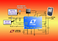 High Efficiency USB Power Manager & Li-Ion Battery Charger Delivers 700mA to System Load from USB and OV Protection