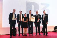 P3 honored with Airbus Innovation Award