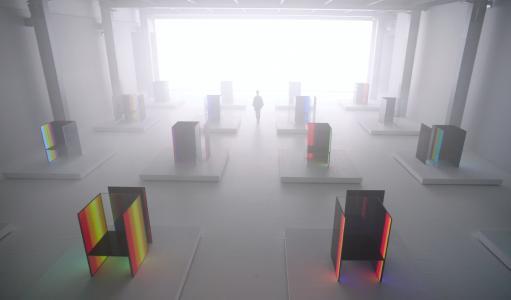 LG Tokujin Yoshioka Installation Milano Design Week 2