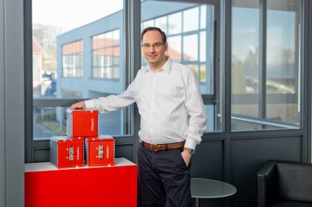 Michael Schnakenberg, Geschäftsführer der Commeo GmbH ©Commeo GmbH