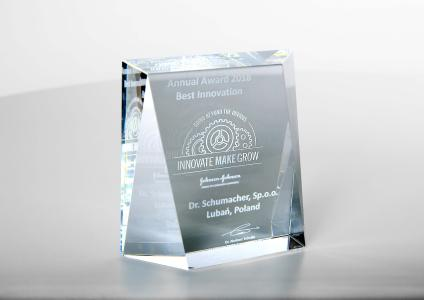 Annual Award 2018 Best Innovation