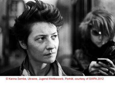 Copyright Karina Sembe Ukraine Jugend Wettbewerb Portraet courtesy of SWPA 2012