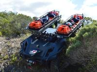 Rheinmetall's autonomous rescue and surveillance vehicles to be showcased in Canada at CANSEC 2019