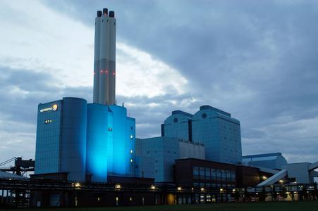 Das Heizkraftwerk Tiefstack