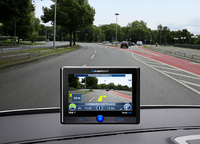 Video-Navigation mit dem TravelPilot 700: High-End-Techniken von Blaupunkt