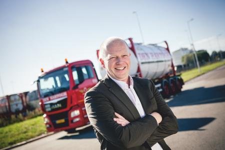 Hans den Hartogh, Den Hartogh Logistics