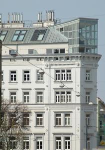 In der Wiener Architektur trifft sich Kunst auf Moderne