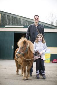 Pony Whoopy mit Erik Schmidt und Nina