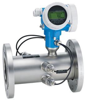 Prosonic Flow B 200 - Das Ultraschall-Durchfluss-Messsystem für Bio-, Deponie- oder Faulgas