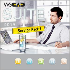 Service Pack 1 WSCAD SUITE