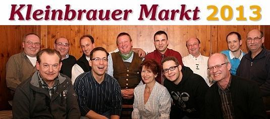 Kleinbrauermarkt 2013