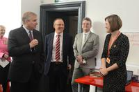 Royal support for SETsquared centre