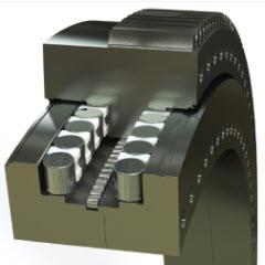 The new pitch bearing T-Solid 4IPC