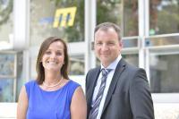 Corinna Vizenetz und Thomas Volkwein führen MEGATRON in eine erfolgreiche Zukunft