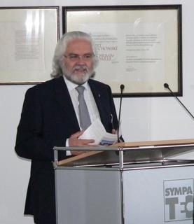 Dr.-Ing. E.h. Stephan Röthele, Geschäftsführender Gesellschafter der Sympatec GmbH