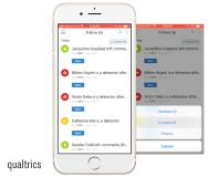 Qualtrics Mobile App