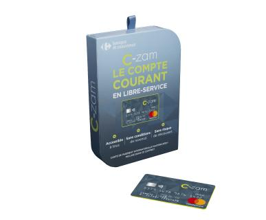 Carrefour Banque offers instant activation of new C-zam account with Gemalto Digital PIN