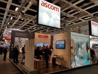 Der Ascom conhIT 2018 Stand