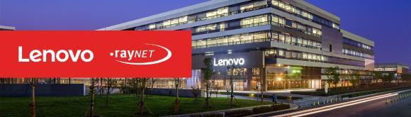 Raynet and Lenovo announce strategic partnership