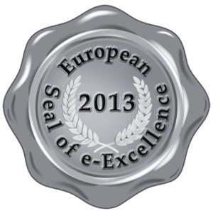 European Seal of e-Excellence 2013