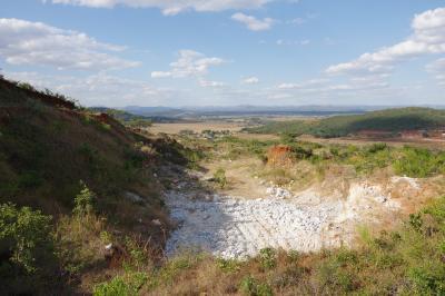 Die Arcadia-Mine; Foto: Prospect Resources