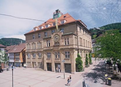 Rathaus Schramberg