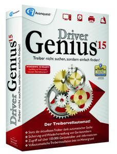 Nie mehr Ärger mit Treibern: Driver Genius 15