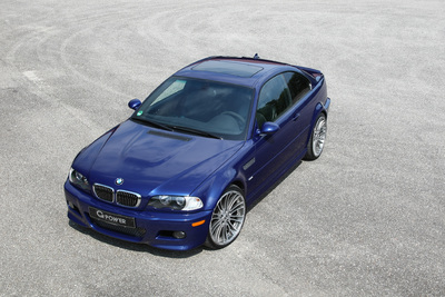 G-POWER M3 E46 and Z4M with 450 hp