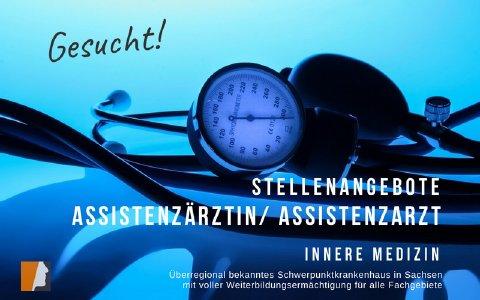 Headhunting Gesundheitswesen, Stellen Assistenzärzt:innen und Fachärzt:innen Innere Medizin und Orthopädie
