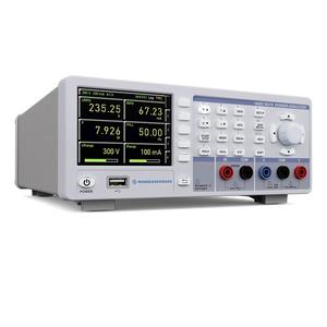 Leistungsanalysator R&S®HMC8015 All-In-One: die neue Kompaktklasse
