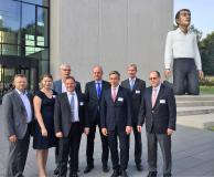 Wirtschaftstreff im Hörmann Forum
