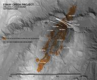 Skeena Discovers Mineralization at Eskay Deeps