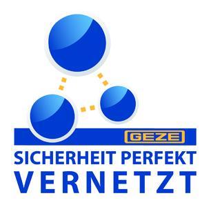 GEZE Messelogo security 2012
