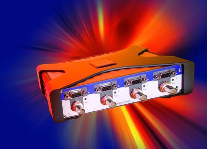 Der neue Universal-Messverstärker MX410 für das QuantumX-Messdatenerfassungssystem