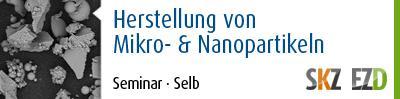 Herstellung von Mikro- und Nanopartikeln