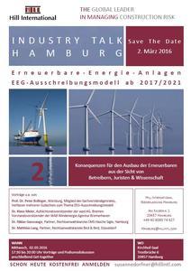 Industry Talk Hamburg