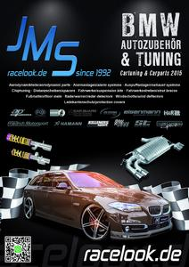 BMW tuning & styling catalog 2015 from jms