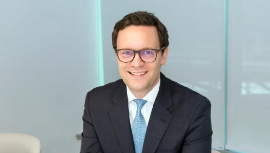 Christian Paetzke, seit 1. Januar 2018 Geschäftsführer der Roche Diagnostics Deutschland GmbH in Mannheim