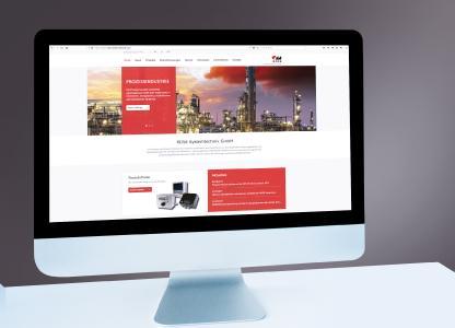 ROSE Systemtechnik zeigt mit seinem neuen Online-Auftritt die innovativen Gehäuselösungen, das umfangreiche Know-how und die vielfältigen Services