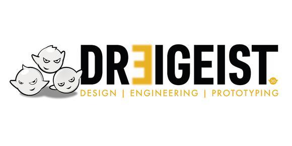 DREIGEIST Logo