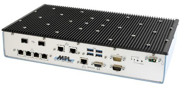 MXCS Robuster Xeon Server