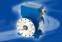 Extremely robust incremental looper encoder FGL 40 with high signal quality for use under the harshest conditions