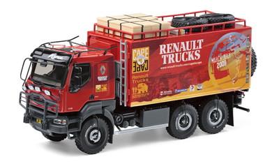 Trucky lässt vor allem die Herzen der kleinen Renault Trucks-Fans höher schlagen