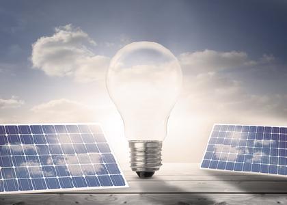 Solar mit Förderung