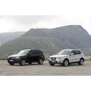 The new BMW X3: New generation replaces the previous