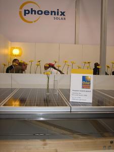 Phoenix Solar AG mit Intersolar AWARD 2008 ausgezeichnet