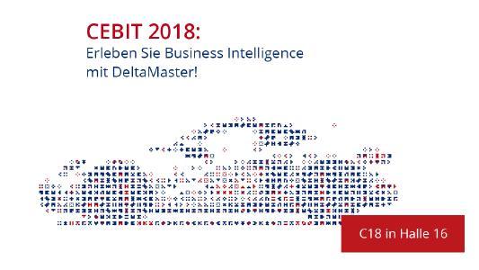 Business Intelligence mit DeltaMaster erleben!