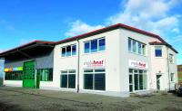"""Bild mobiheat_gutmadingen: Das """"Werk 2"""" in Gutmadingen. Ab April 2019 sollen hier vorrangig mobile Dampfanlagen und Sonderbauten produziert werden"""