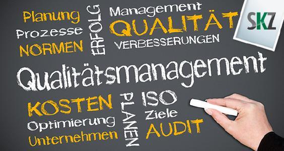 Qualität und Prüftechnik im Fokus