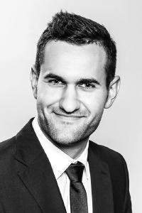 bluechip Produktmanager Matthias Geburzi